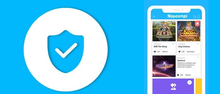 nopeampi-casino-app-safety
